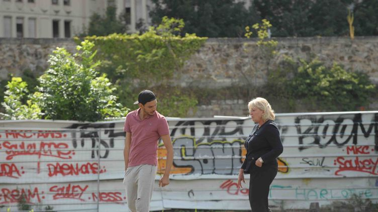 Charlotte de Turckheim et Amir El Kassem  (SND)