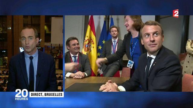 Union européenne : les chefs d'État soutiennent Mariano Rajoy