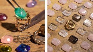 Les bijoux à personnaliser de la maison Goosens (GOOSENS)