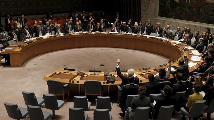 (Même la Chine, seul allié de Pyongyang, a adopté les nouvelles sanctions contre la Corée du Nord © REUTERS / Brendan McDermid)