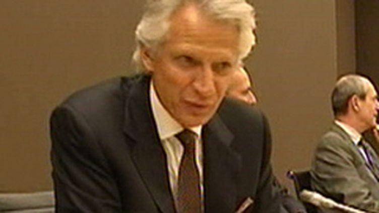 Dominique de Villepin (archives) (© F2)