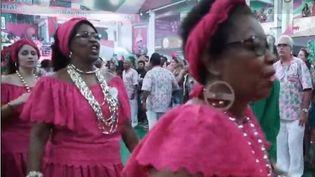 Carnaval Rio de Janeiro 2018 (FRANCE 2)
