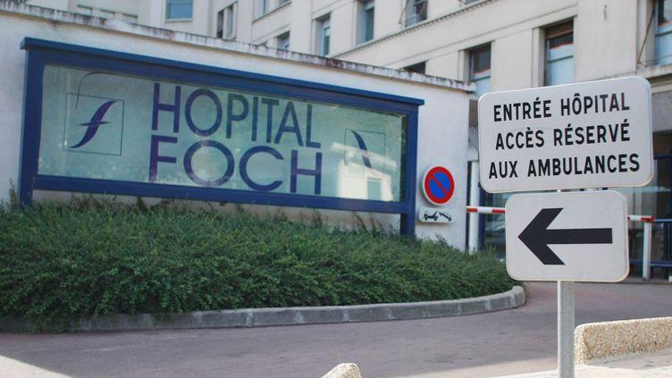 (Une technique pour reconditionner des poumons et les rendre disponibles à la greffe a été mise au point à l'hôpital Foch de Suresnes ©Maxppp)