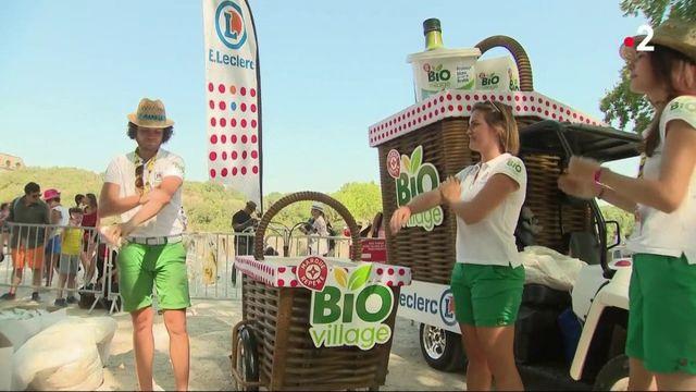 Tour de France : suivre les étapes malgré la chaleur