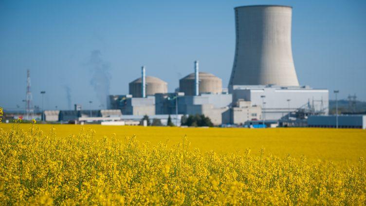 La centrale nucléaire de Civaux (Vienne), le 25 avril 2016. (GUILLAUME SOUVANT / AFP)