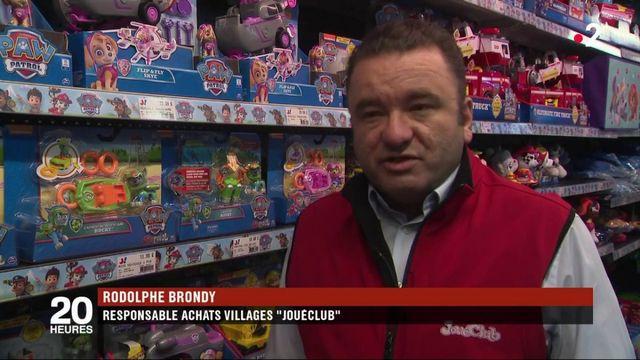 """""""Gilets jaunes"""" : le secteur du jouet espère un rebond"""