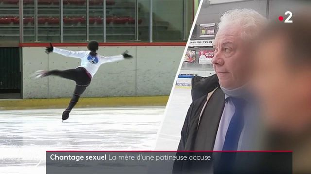 Patinage : l'ancien entraîneur Gilles Beyer accusé de chantage sexuel