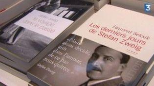 Les derniers jours de Stefan Zweig au Brésil selon Laurent Seksik  (Culturebox)