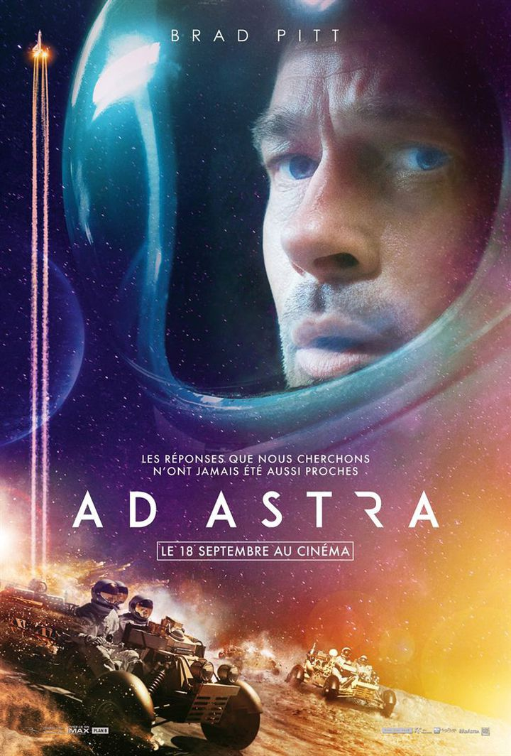 "L'affiche de ""Ad Astra"" de James Gray. (TWENTIETH CENTURY FOX FRANCE)"