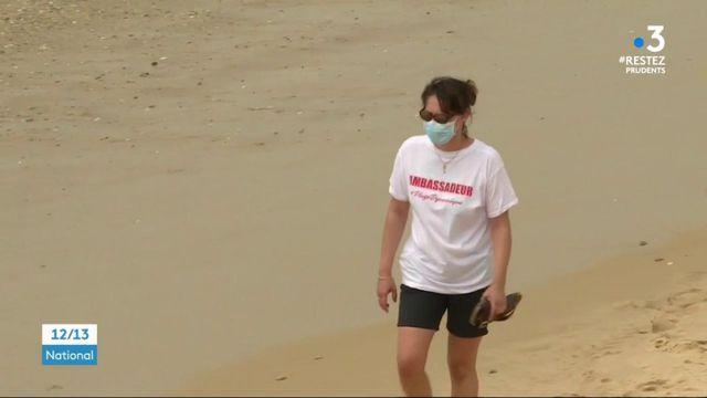 Gironde : des ambassadeurs pour faire respecter les gestes barrières sur les plages