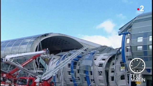 Effondrement du terminal 2E de Roissy : le procès en approche