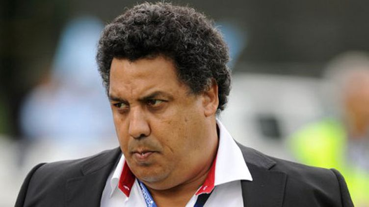 (L'ex) président du Biarritz Olympique, Serge Blanco