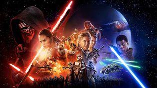 Le Réveil de la Force,nouveau volet de la saga Star Wars, sort en France le 16 décembre. (DISNEY)