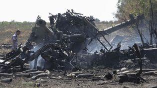 (Tireurs d'obus ukrainiens détruits près de Marioupol © REUTERS / Vasily Fedosenko)