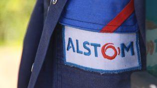 Les salariés de l'usine Alstom de Belfort ont appris, mercredi 7 juillet, l'arrêt de la construction de trains sur leur site. (/NCY / MAXPPP)
