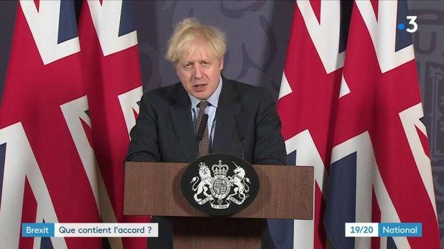 Brexit : l'accord enfin trouvé