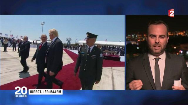 Israël : Donald Trump a-t-il un plan pour la paix ?