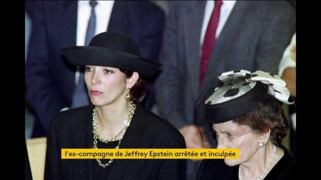 Affaire Epstein : arrestation de Ghislaine Maxwell, son ex-compagne au rôle trouble