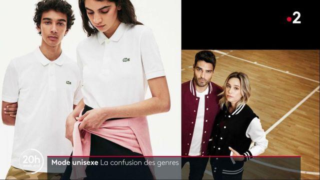 Mode : la nouvelle génération opte pour des vêtements unisexe