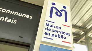 Une maison de services au public. (FRANCE 2)
