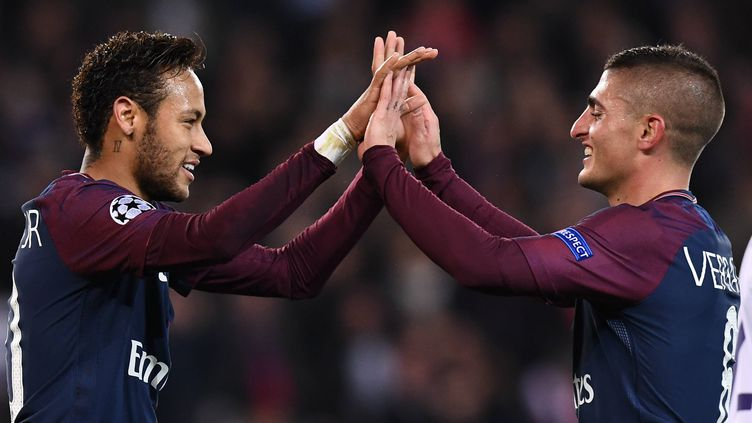 Neymar et Verratti décisifs