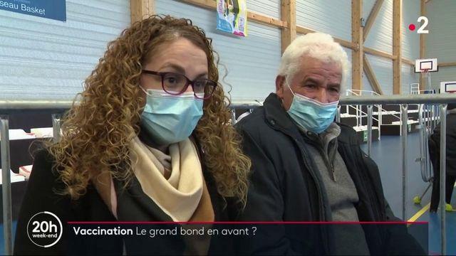 Covid-19 : une campagne de vaccination accélérée pendant tout le week-end