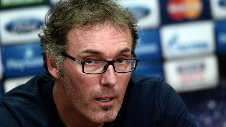 Laurent Blanc (PSG) (ARIS MESSINIS / AFP)