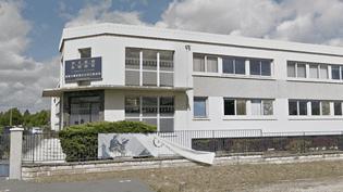 Le siège du fabricant de cosmétiques Pier Augé, à Châteauroux (Indre). (GOOGLE STREET VIEW / FRANCEINFO)