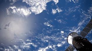 La Terre, photographiée par Thomas Pesquet en décembre2016, depuis la Station spatiale internationale (ESA/NASA / THOMAS PESQUET)