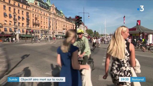 Suède : objectif zéro mort sur la route