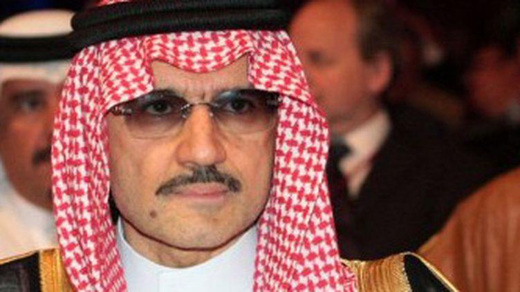 Le prince saoudien Al-Walid sera-t-il le nouveau président marseillais ?  (- / AFP)