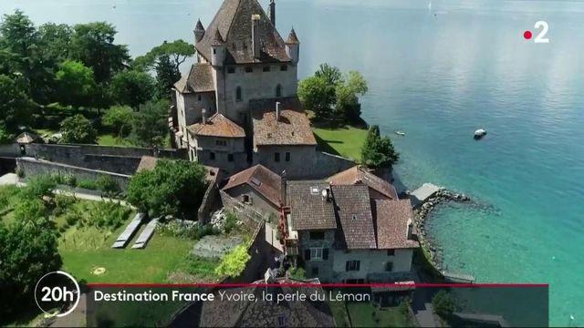 Destination France : Yvoire, la perle du Léman