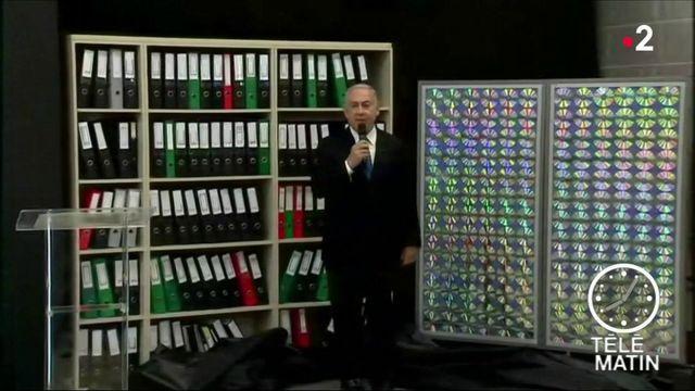 Iran : Netanyahou porte de graves accusations