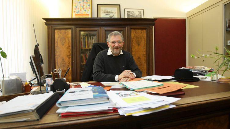 Denis Rambaud, le 5 mai 2010. (JEAN FRANCOIS FREY / MAXPPP)