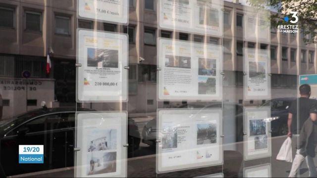 Coronavirus : le secteur de l'immobilier en crise