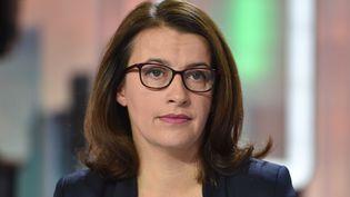 Cécile Duflot photographiée le 29 novembre 2015 (IBO / SIPA)