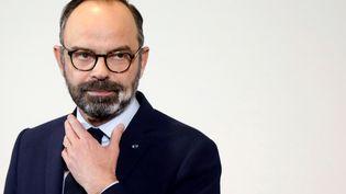 Le Premier ministre, Edouard Philippe, à Paris, le 30 janvier 2020. (CHARLES PLATIAU / AFP)