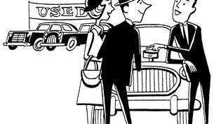 Envie d'une nouvelle voiture avant les vacances ? Pas forcément une neuve... (CSA IMAGES/ARCHIVE / CSA IMAGES RF / GETTY IMAGES)