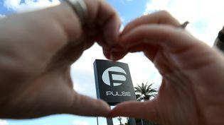Le club gay Pulse, à Orlando (Etats-Unis), où unterroriste a assassiné 49 personnes en juin 2016. (CARLO ALLEGRI / REUTERS)