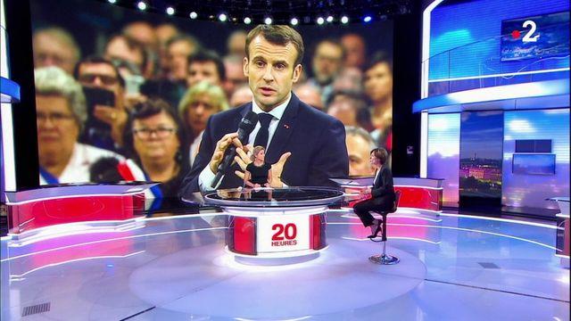 Grand débat : Macron amorce-t-il un revirement sur l'ISF ?