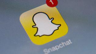Snapchat a assuré, vendredi 10 octobre,dans un communiqué, que ses serveurs n'avaient pas été piratés, ni ceux de l'application à l'origine de la fuite. (LIONEL BONAVENTURE / AFP)