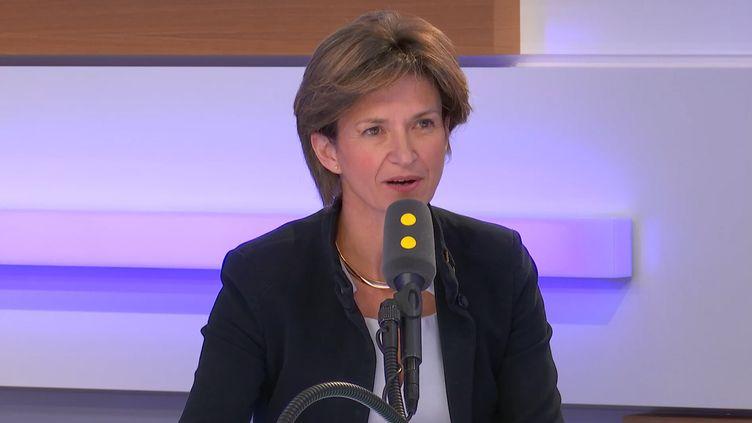 Isabelle Kocher, directrice générale du groupe Engie (FRANCEINFO)