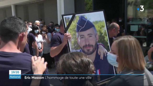Avignon : hommage émouvant à la mémoire d'Éric Masson