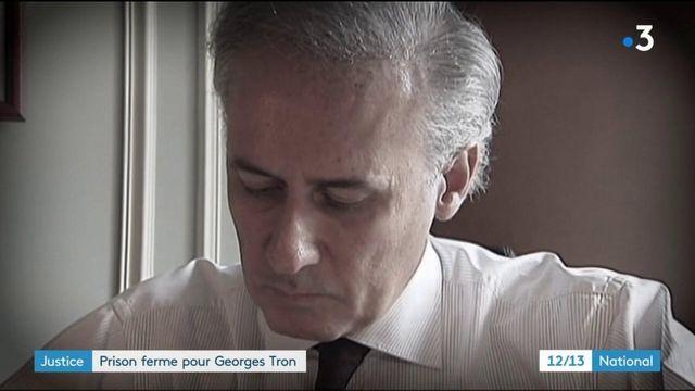 Procès de Georges Tron : l'ex-secrétaire d'État condamné à trois ans de prison ferme