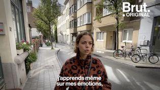 VIDEO. Un jour avec la comédienne Salomé Dewaels (BRUT)