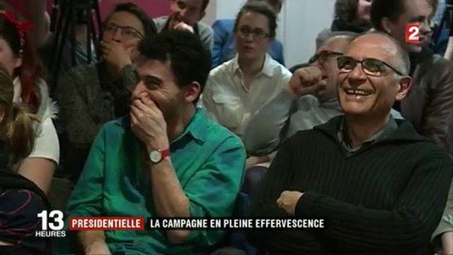 Débat de TF1 : réactions à chaud des supporters des candidats à la présidentielle