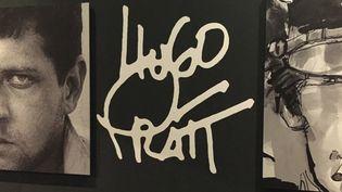 Hugo Pratt et Corto Maltese , 50 ans de voyage dans le mythe, à Bologne  (Juliette Bourgeois)
