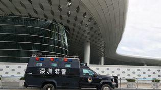 L'enregistrement des empreintes débutera dès vendredi 10 février àl'aéroport chinois de Shenzhen (illustration) (EYEPRESS NEWS)