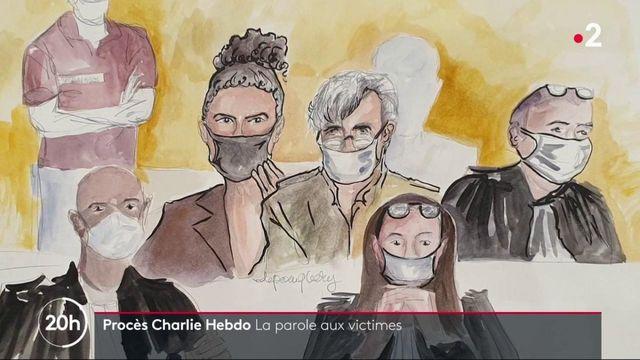 Procès Charlie Hebdo : les douloureux témoignages des survivants (2)