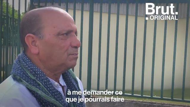 Né en Algérie, l'écrivain et réalisateur Mehdi Charef raconte son premier jour en France. Il avait 10 ans…